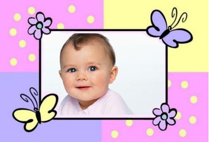 Marco para decorar fotos de beb s marcos para fotos gratis - Cuadros para decorar fotos gratis ...