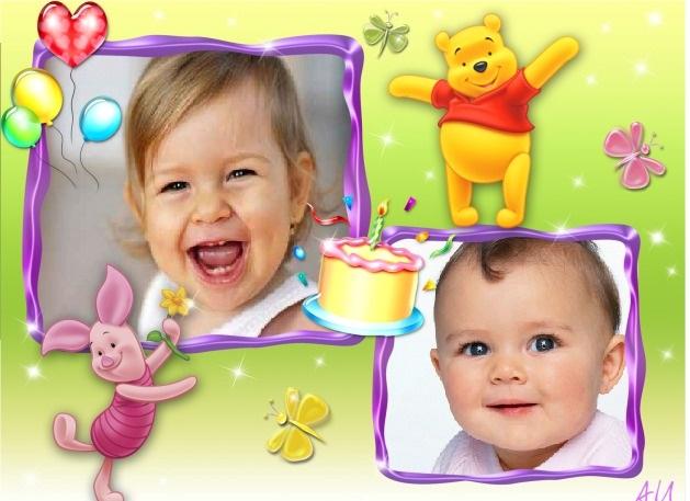 Imagenes de Winnie Pooh para decorar un cumple - Imagui