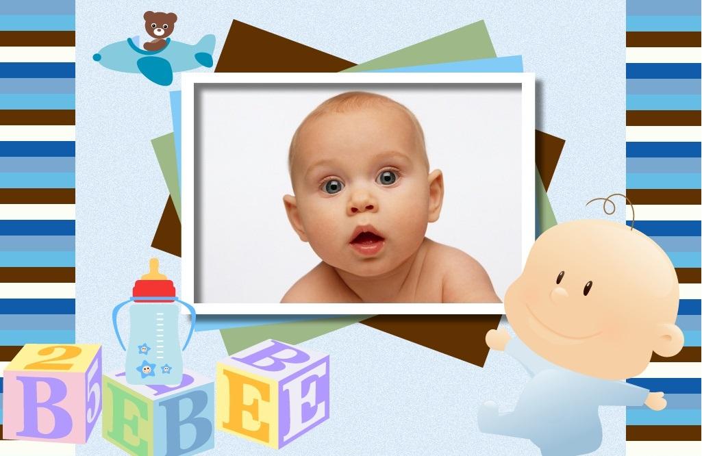 Marco Para Nacimiento De Nene