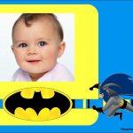 Marco infantil de Batman